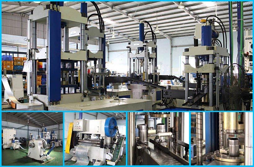 QT công nghệ SX của CTCP thiết bị công nghiệp